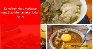 12 Kuliner Khas Makassar yang Siap Memanjakan Lidah Kamu