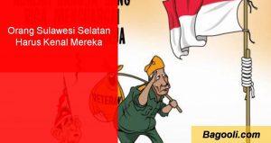 Orang Sulawesi Selatan Harus Kenal Mereka