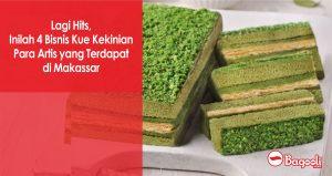 Lagi Hits, Inilah 4 Bisnis Kue Kekinian Para Artis yang Terdapat di Makassar