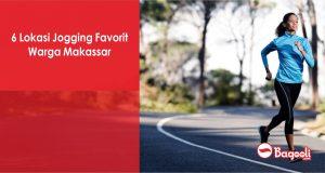 6 Lokasi Jogging Favorit Warga Makassar