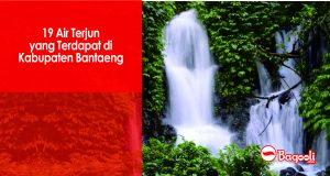 [Foto] 19 Air Terjun yang Terdapat di Kabupaten Bantaeng