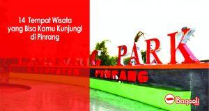 14  Tempat Wisata yang Bisa Kamu Kunjungi di Pinrang