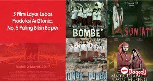 5 Film Layar Lebar Produksi Art2Tonic, No. 5 Paling Bikin Baper
