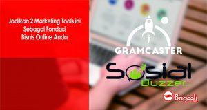 Jadikan 2 Marketing Tools ini Sebagai Fondasi Bisnis Online Anda
