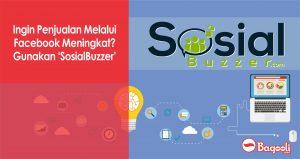 Ingin Penjualan Melalui Facebook Meningkat? Gunakan 'SosialBuzzer'
