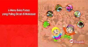 6 Menu Buka Puasa yang Paling Dicari di Makassar