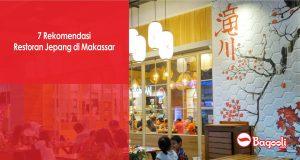 7 Rekomendasi Restoran Jepang di Makassar