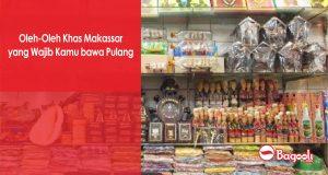 Oleh-Oleh Khas Makassar yang Wajib Kamu bawa Pulang